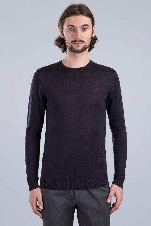 Sweter Daniele Fiesoli DF0020_12 granatowy