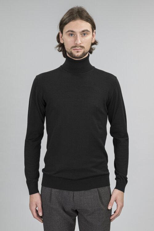 Sweter Daniele Fiesoli DF0025_13 czarny