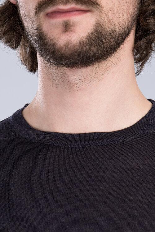 Sweter Daniele Fiesoli DF0042_23 granatowy