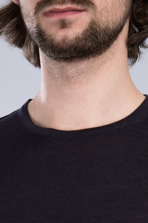 T-Shirt Daniele Fiesoli DF0044_23 granatowy