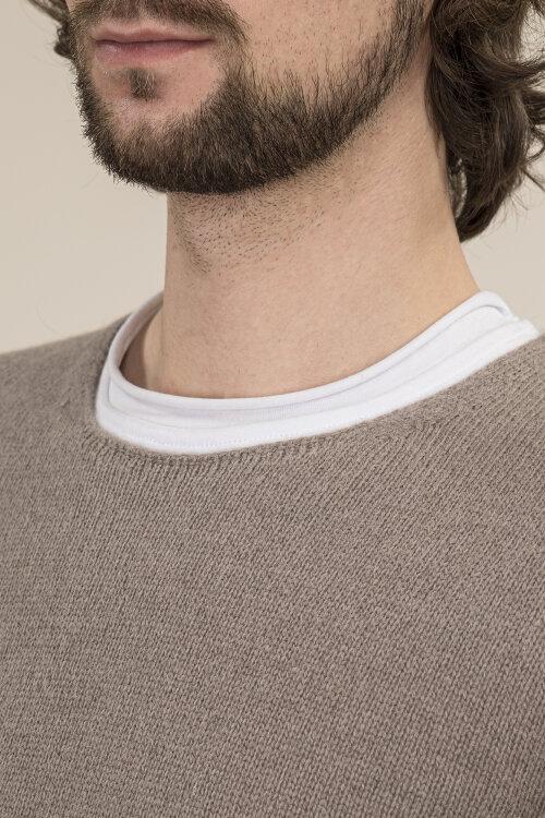 Sweter Daniele Fiesoli DF0048_33 beżowy
