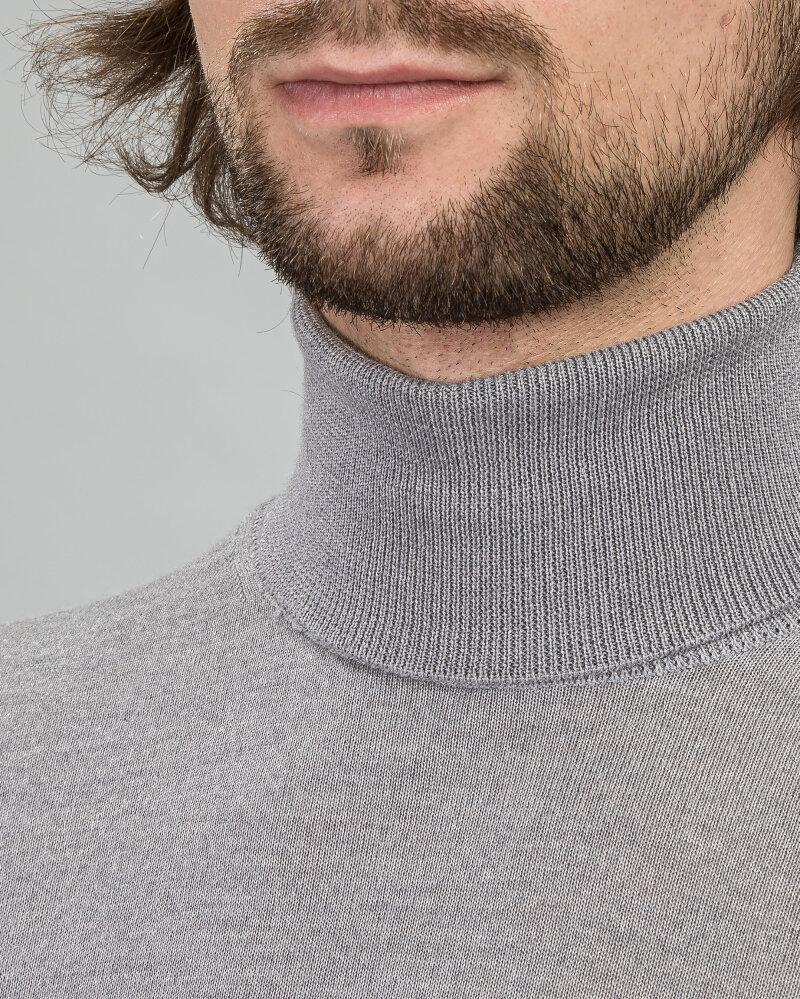 Sweter Daniele Fiesoli DF0040B_11 szary - fot:2