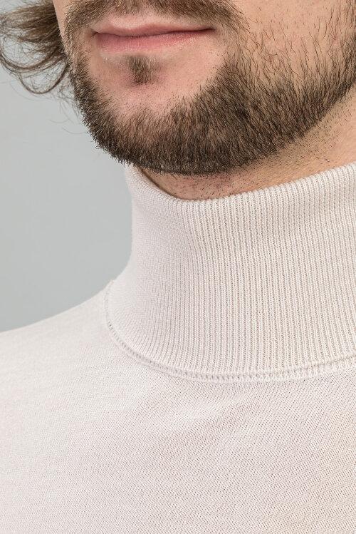 Sweter Daniele Fiesoli DF0040B_1 beżowy