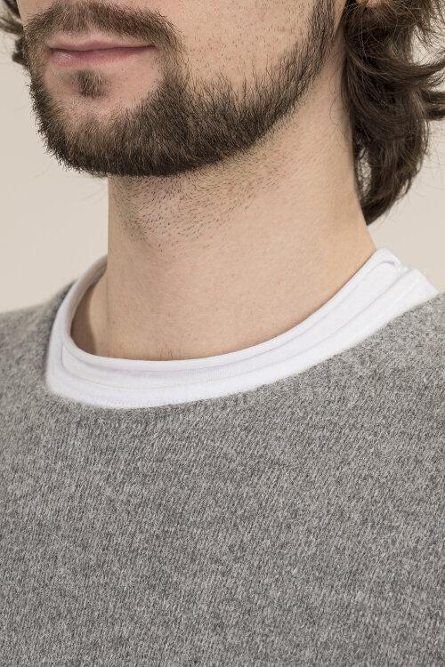Sweter Daniele Fiesoli DF0048_10 szary