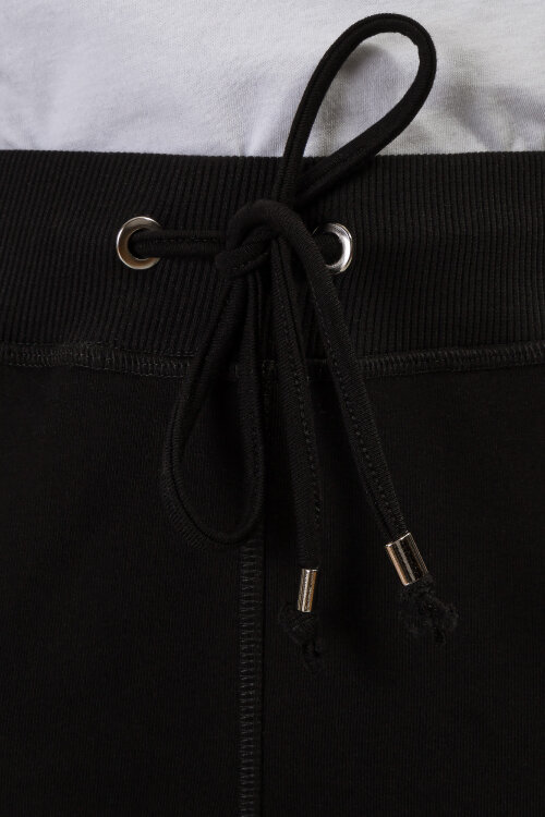 Spodnie Fraternity JZ19_W-TRO-0154_BLACK czarny