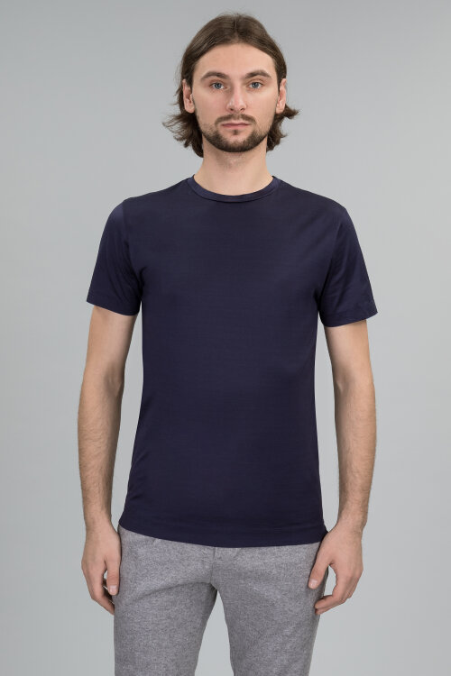 T-Shirt Daniele Fiesoli DF0612_23 granatowy