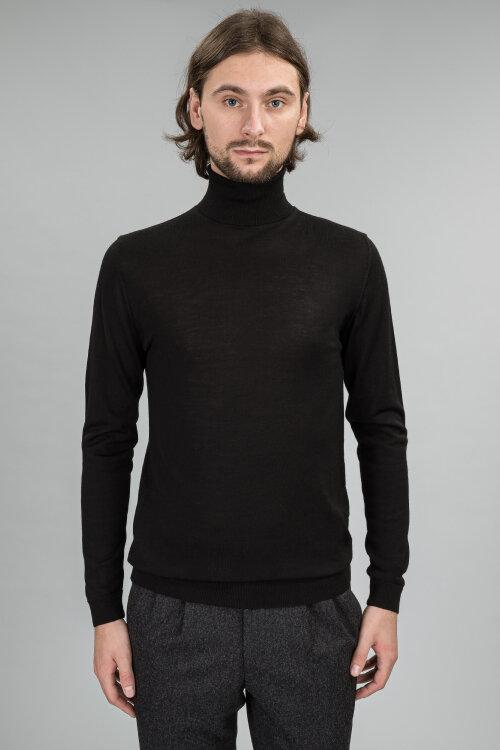 Sweter Daniele Fiesoli DF0040B_13 czarny