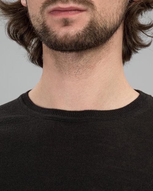 Sweter Daniele Fiesoli DF0020_13 czarny