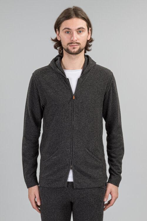 Sweter Daniele Fiesoli DF0038_12 ciemnoszary