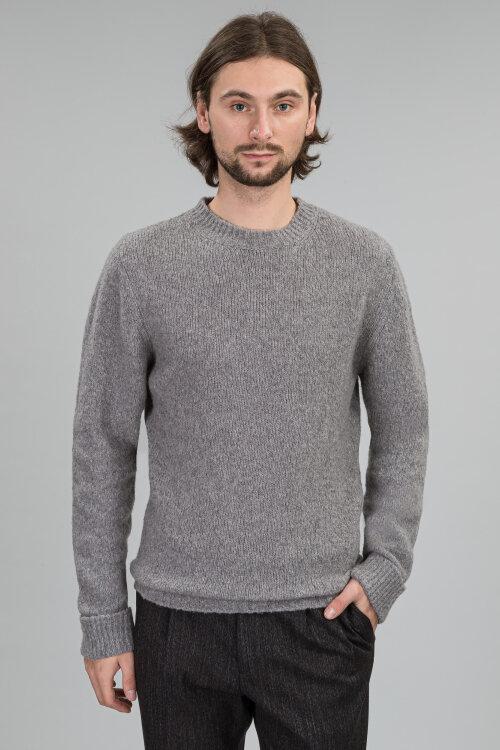 Sweter Daniele Fiesoli DF9080_10 szary
