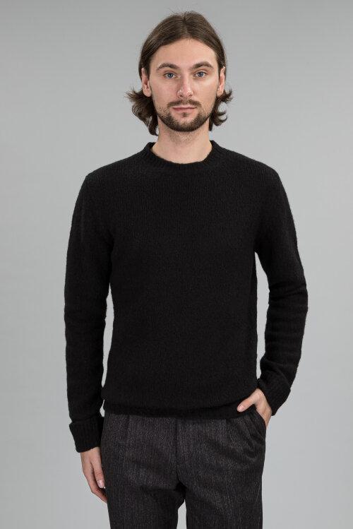 Sweter Daniele Fiesoli DF9080_13 czarny
