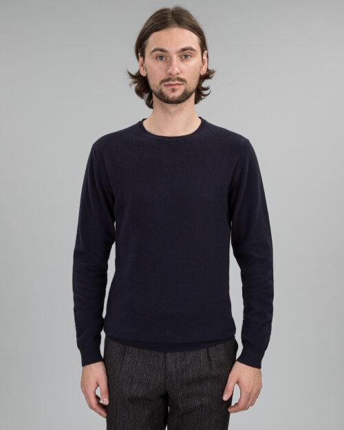 Sweter Daniele Fiesoli DF0030_13 granatowy