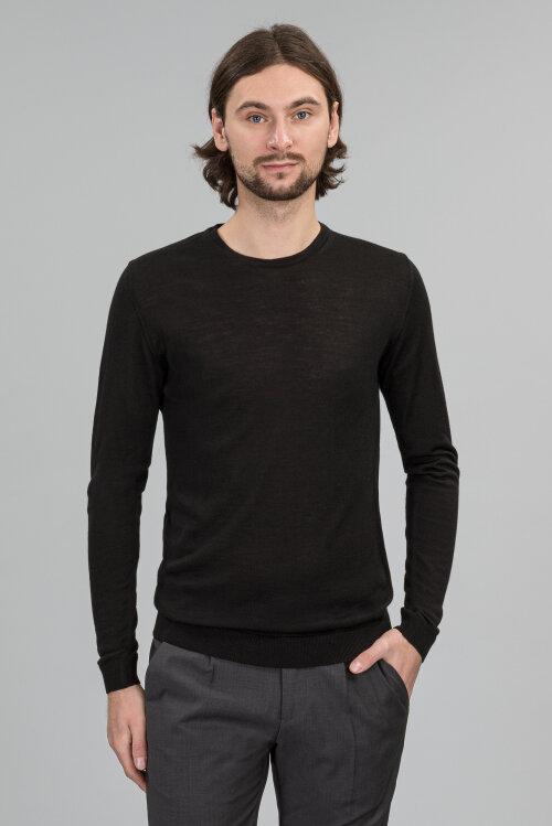 Sweter Daniele Fiesoli DF0042B_13 czarny