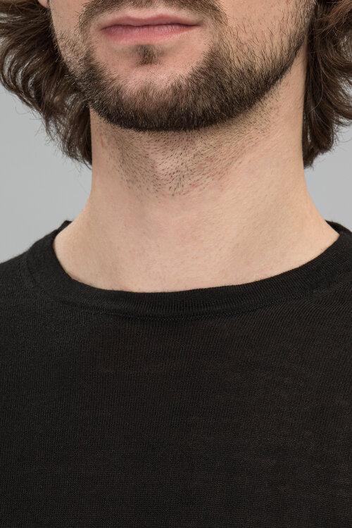 Sweter Daniele Fiesoli DF0042_13 czarny
