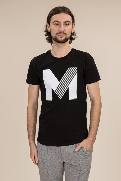 T-Shirt Mexx 53640_300002 czarny