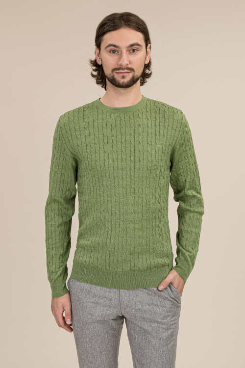 Sweter Stenstroms 422285_1355_424 zielony