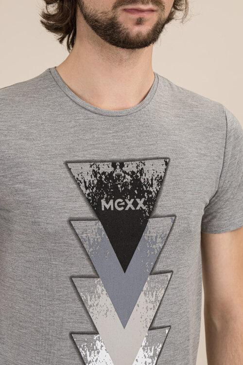 T-Shirt Mexx 53635_318546 szary
