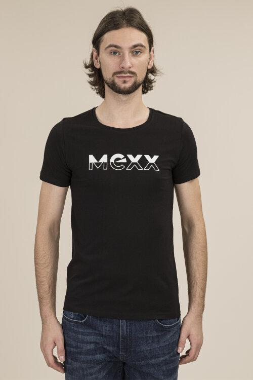T-Shirt Mexx 53624_300002 czarny