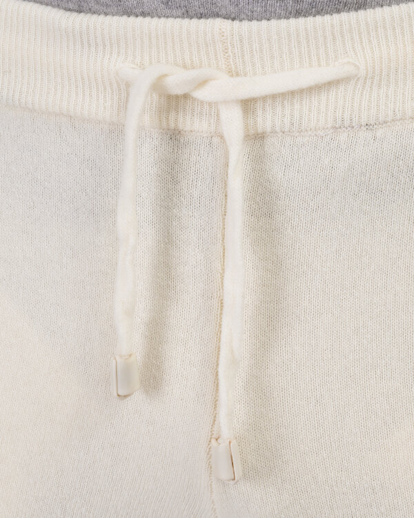 Spodnie Daniele Fiesoli DF0034P_1 kremowy
