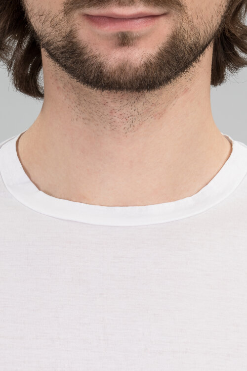 T-Shirt Daniele Fiesoli DF0608_1 biały