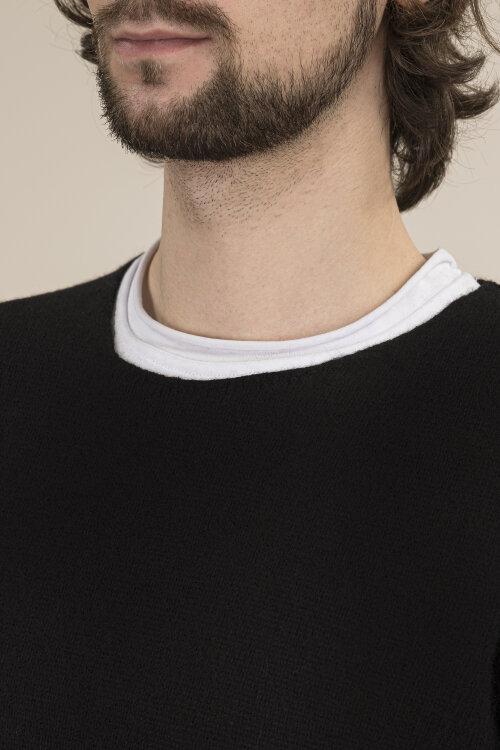 Sweter Daniele Fiesoli DF0048_13 czarny