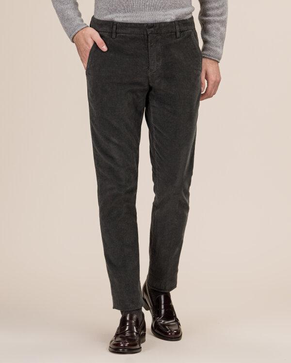 Spodnie Dondup UP235_VS0012U_997 zielony