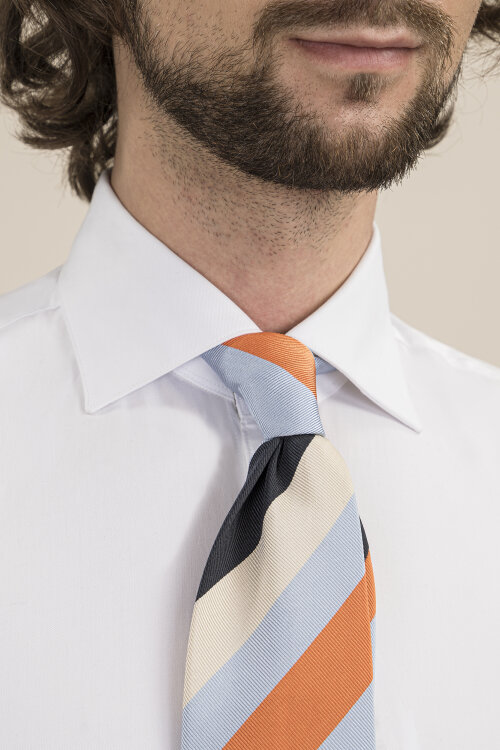 Krawat Stenstroms 913175_003 wielobarwny
