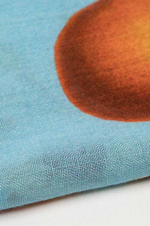 Poszetka Stenstroms 923161_001 niebieski