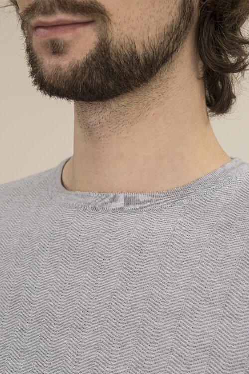 Sweter Stenstroms 420053_1355_300 szary
