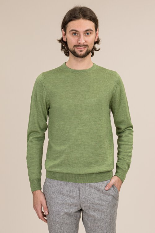 Sweter Stenstroms 422280_1355_424 zielony