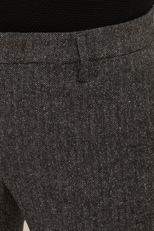 Spodnie Dondup UP235_OS0099U_999 szary