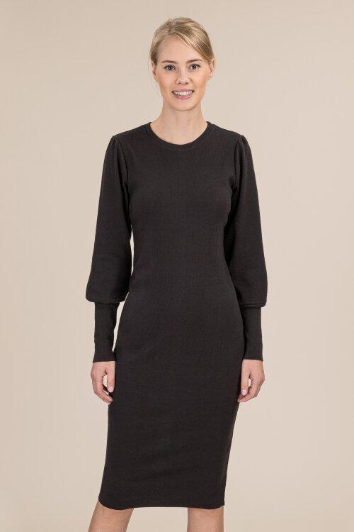 Sukienka Fraternity JZ19_W-DRE-0444_BLACK czarny