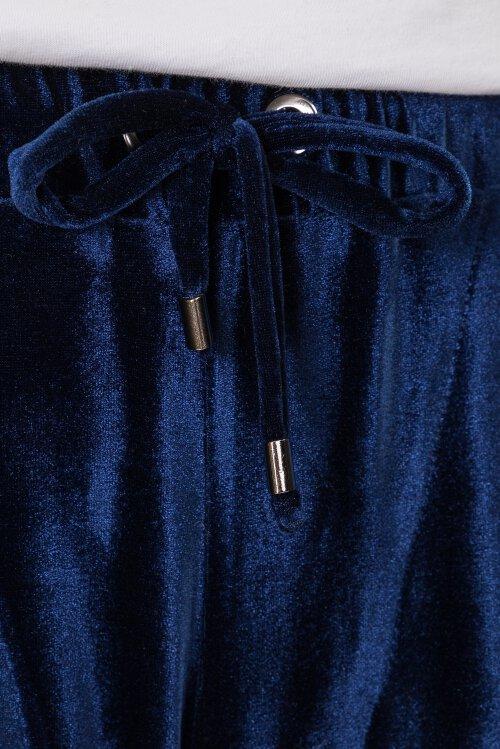 Spodnie Fraternity JZ19_W-TRO-0058 _NAVY granatowy