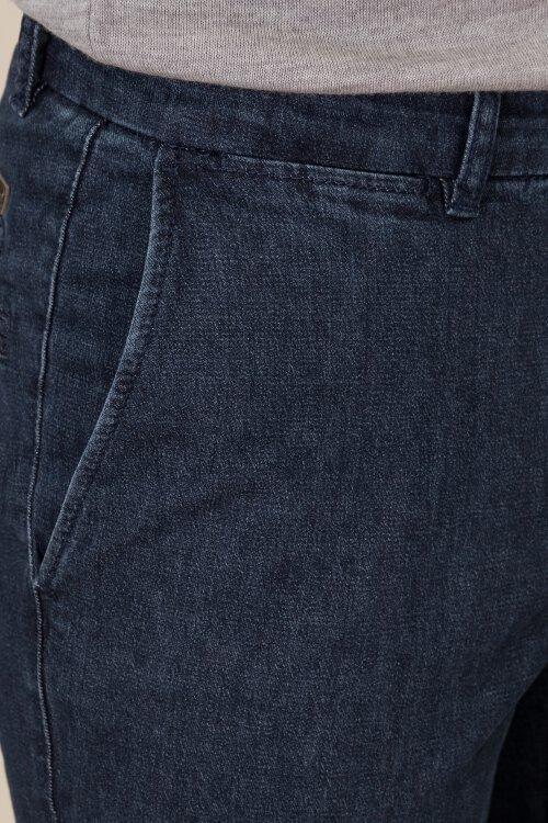 Spodnie Atelier Gardeur SONNY-13 470711_167 granatowy