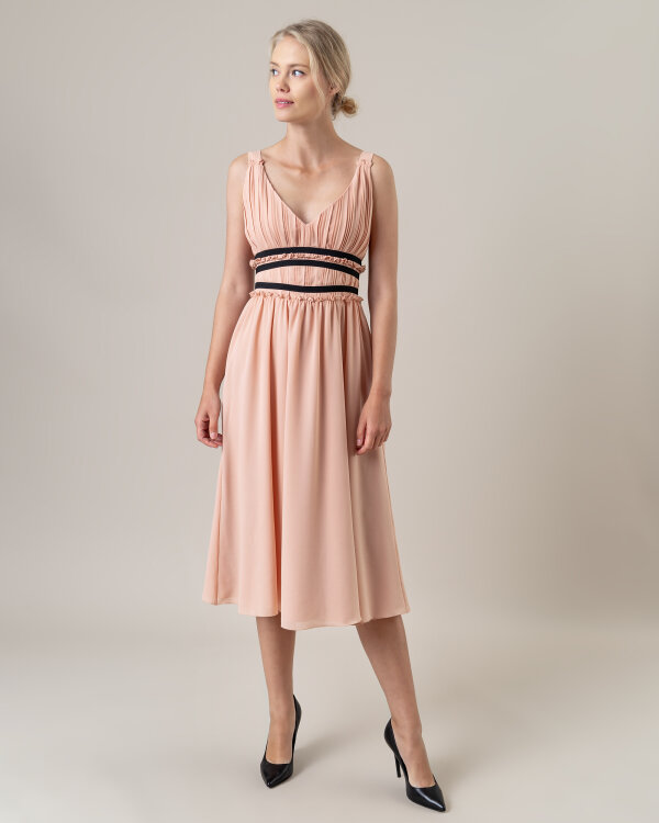 Sukienka Seventy AB0744_520132_514 różowy