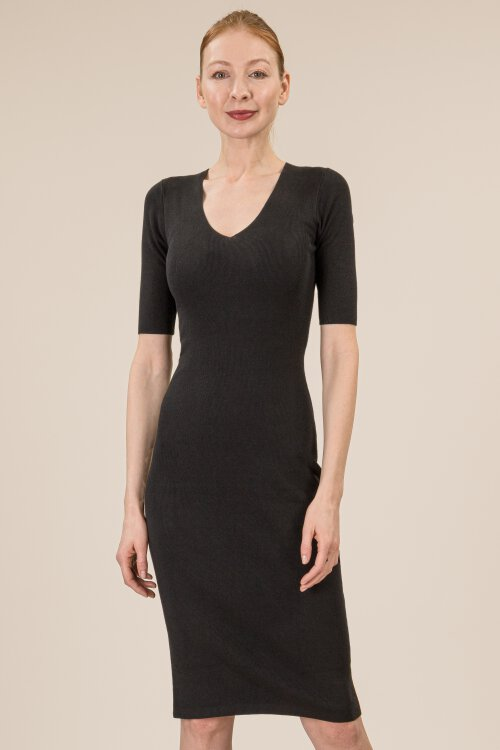 Sukienka Hallhuber 0-2010-19811_900 czarny