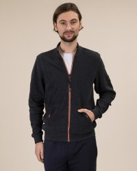 Sweter Lerros 29O4565_485 granatowy- fot-0