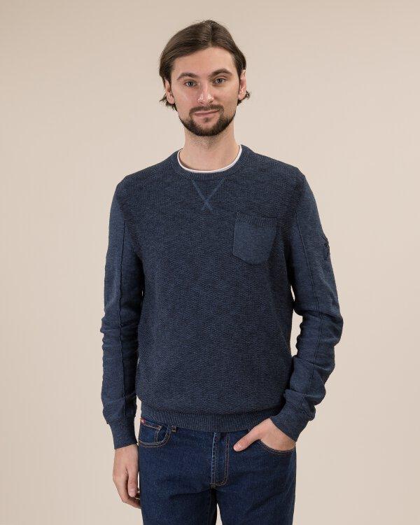 Sweter Lerros 29O5041_458 Niebieski Lerros 29O5041_458 niebieski