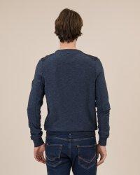 Sweter Lerros 29O5041_458 niebieski- fot-2