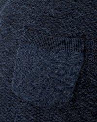 Sweter Lerros 29O5041_458 niebieski- fot-3