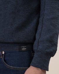 Sweter Lerros 29O5041_458 niebieski- fot-4