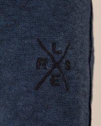 Sweter Lerros 29O5041_458 niebieski- fot-5