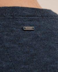 Sweter Lerros 29O5041_458 niebieski- fot-6