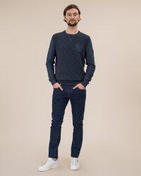Sweter Lerros 29O5041_458 niebieski- fot-7