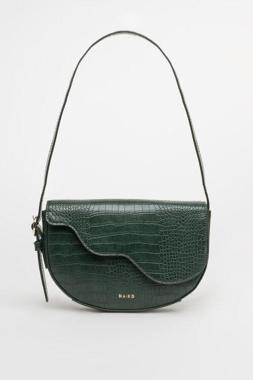 Torba Na-Kd 1015-001985_GREEN CROCO zielony