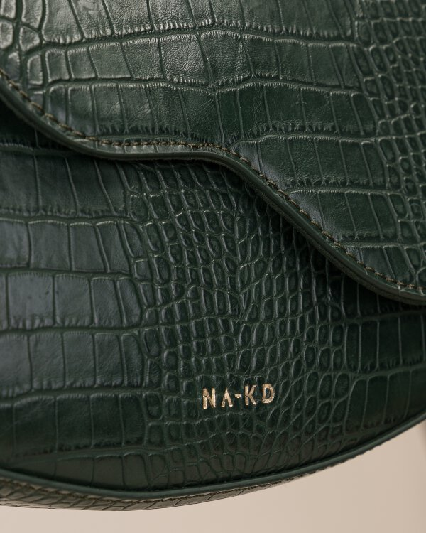 Torba Na-Kd 1015-001985_GREEN CROCO zielony