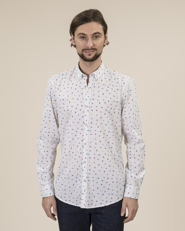 Koszula Lerros 29N1187_222 biały