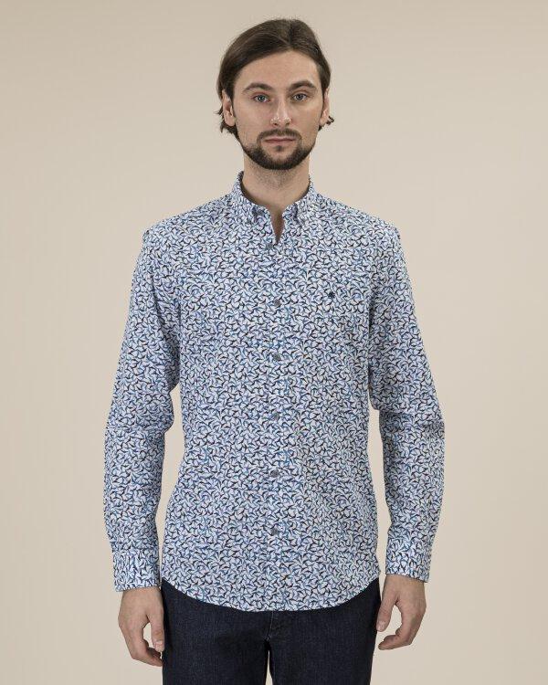 Koszula Lerros 29N1191_455 niebieski