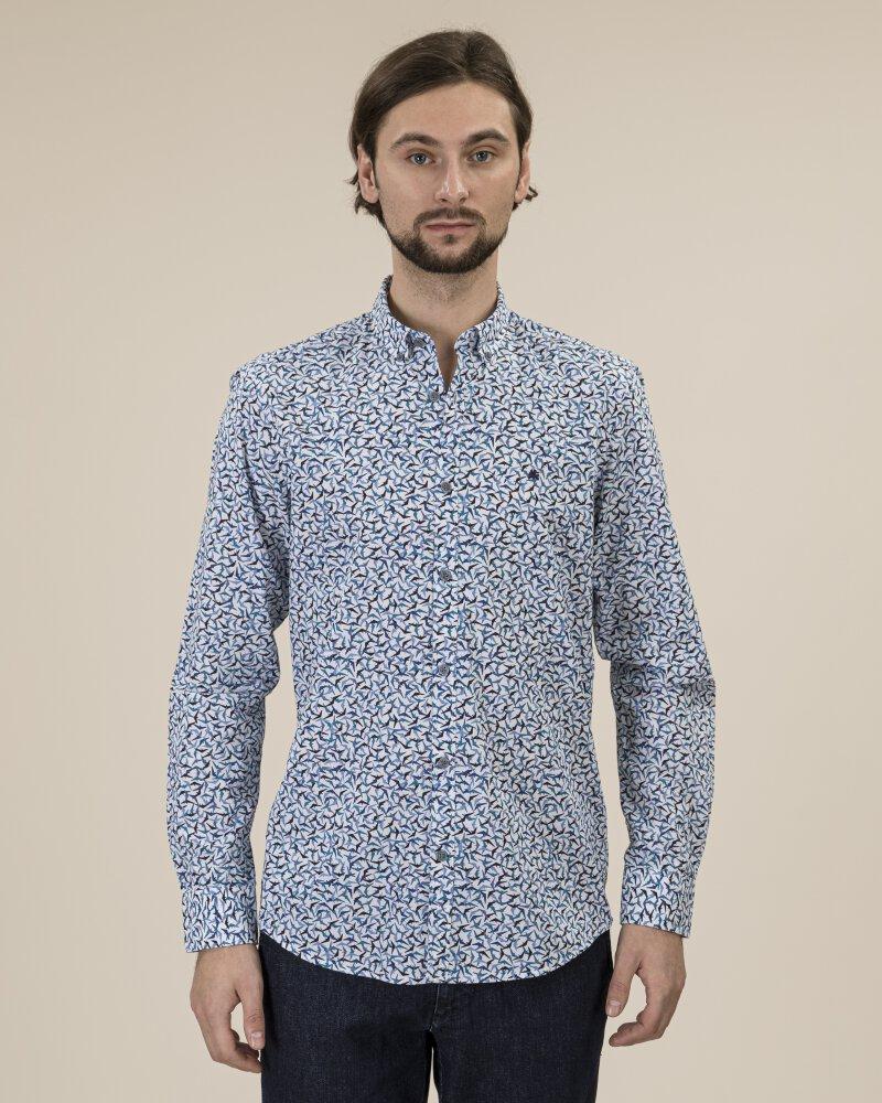 Koszula Lerros 29N1191_455 niebieski - fot:1