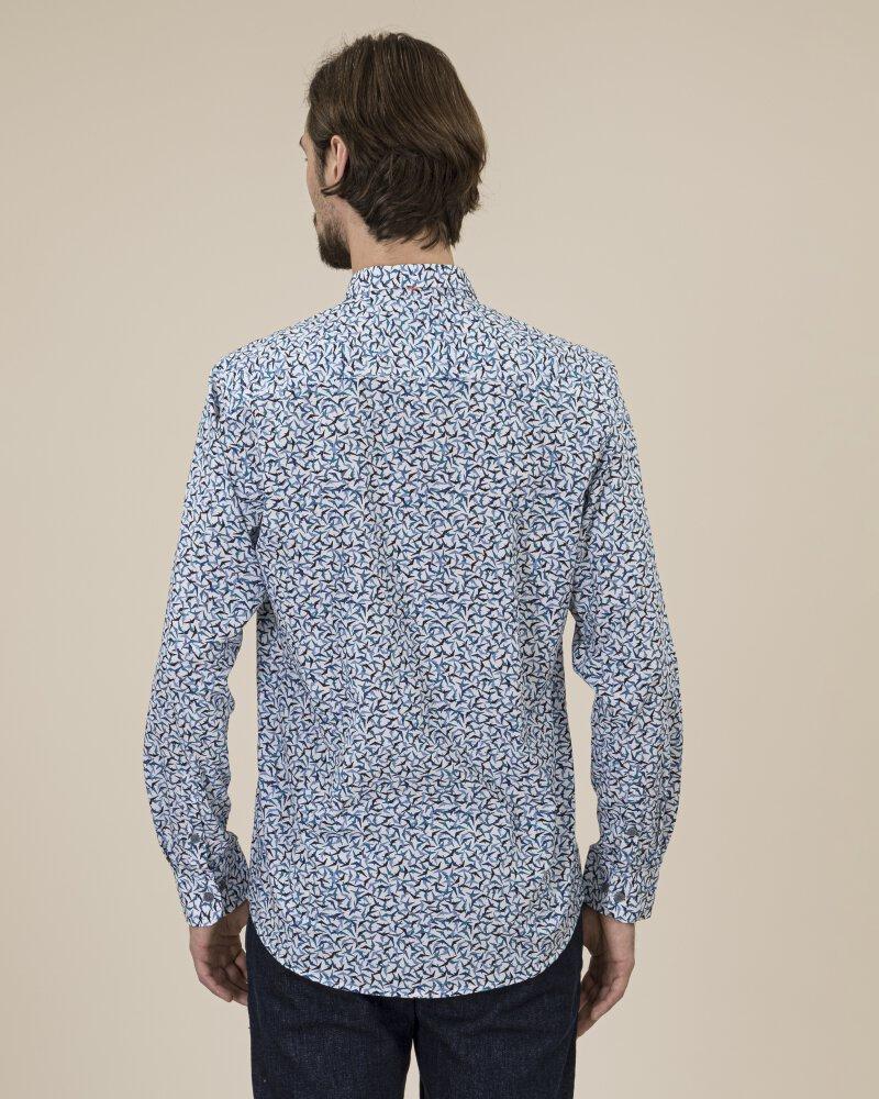 Koszula Lerros 29N1191_455 niebieski - fot:3